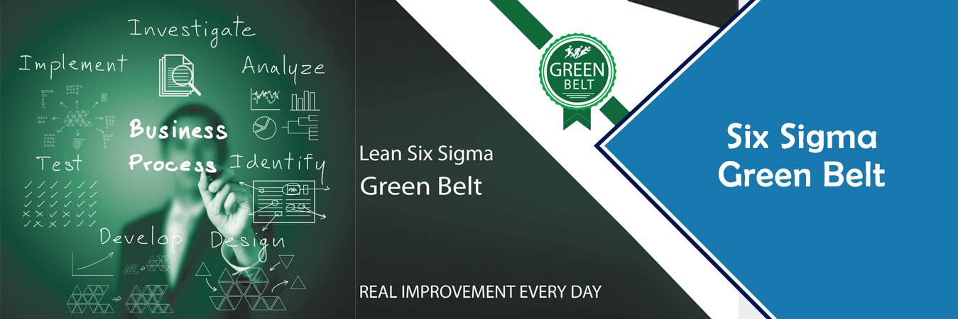 Six Sigma Green Belt Training Institute In Pune